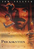 Prickskytten 1990 poster Tom Selleck Simon Wincer