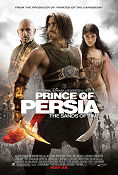 Prince of Persia 2010 poster Jake Gyllenhaal Mike Newell