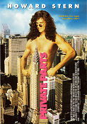 Private Parts 1996 poster Howard Stern