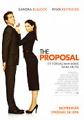 The Proposal 2009 poster Sandra Bullock
