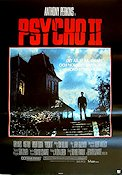 Psycho 2 1982 poster Anthony Perkins