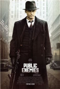 Public Enemies 2009 poster Johnny Depp