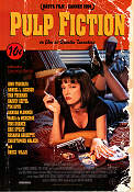 Pulp Fiction Poster 70x100cm RO original
