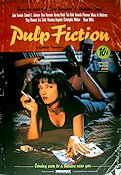 Pulp Fiction Poster 70x100cm reproduction RO
