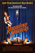 Radioland Murders 1994 poster Mary Stuart Masterson