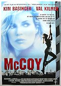 The Real McCoy 1993 poster Kim Basinger