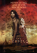 The Reaping 2007 poster Hilary Swank Stephen Hopkins