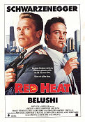 Red Heat Poster 70x100cm RO original