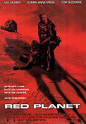 Red Planet 2000 poster Val Kilmer