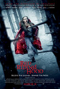 Red Riding Hood 2011 poster Amanda Seyfried Catherine Hardwicke