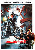Rektorns lag 1987 poster James Belushi