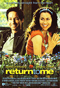 Return to Me (2000) David Duchovny/Minnie Driver Poster 68x102cm USA