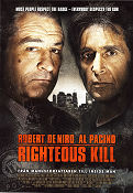 Righteous Kill Poster 70x100cm RO original