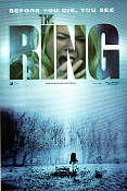 The Ring 2002 poster Naomi Watts Gore Verbinski