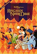 Ringaren i Notre Dame 1996 poster Demi Moore Gary Trousdale