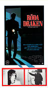 Röda draken 1986 poster William Petersen Michael Mann