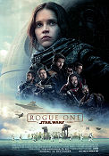 Rogue One A Star Wars Story 2014 poster Felicity Jones Gareth Edwards