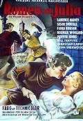 Romeo och Julia 1955 poster Laurence Harvey
