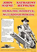 Rooster Cogburn and the Lady Poster 70x100cm FN original