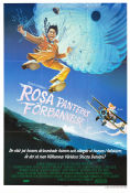 Rosa Panterns förbannelse 1983 poster David Niven Blake Edwards