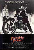Rumble Fish Poster 70x100cm FN original
