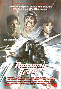 Runaway Train 1985 poster Jon Voight
