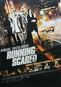 Running Scared 2006 poster Paul Walker