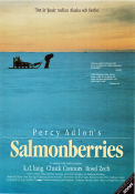 Salmonberries 1991 poster K D Lang Percy Adlon