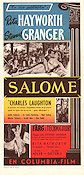 Salome Poster 30x70cm NM original