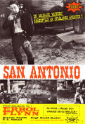 San Antonio Poster 70x100cm NM original