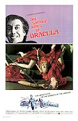 The Satanic Rites of Dracula 1974 poster Christopher Lee