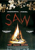 Saw 2004 poster James Wan