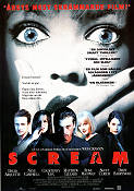 Scream Poster 70x100cm RO original