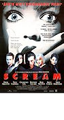 Scream 1996 poster David Arquette Wes Craven