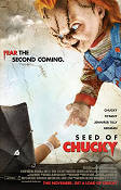 Seed of Chucky 2004 poster Brad Dourif Don Mancini