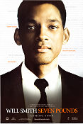 Seven Pounds 2008 poster Will Smith Gabriele Muccino