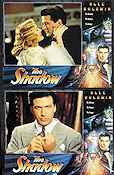 The Shadow 1994 lobbykort Alec Baldwin