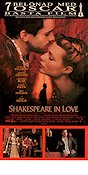 Shakespeare in Love Poster 30x70cm NM original