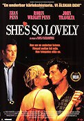 She´s So Lovely 1997 poster Sean Penn Nick Cassavetes