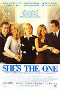 She's the One Poster 68x102cm USA RO original