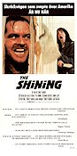 The Shining Poster 30x70cm FN original