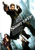 Shoot Em Up 2007 poster Clive Owen Michael Davis