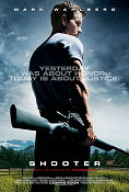 Shooter 2007 poster Mark Wahlberg Antoine Fuqua