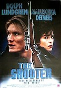 The Shooter Poster 70x100cm RO original