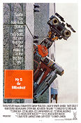 Short Circuit 2 1988 poster Fisher Stevens Kenneth Johnson