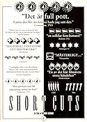 Short Cuts Poster 70x100cm FN original