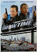Showtime 2002 poster Robert De Niro