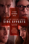 Side Effects 2013 poster Rooney Mara Steven Soderbergh