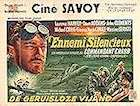 The Silent Enemy 1958 poster Laurence Harvey