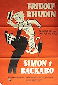 Simon i Backabo Poster 70x100cm GD original